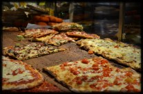 Don't miss a piece of Italian Pizza