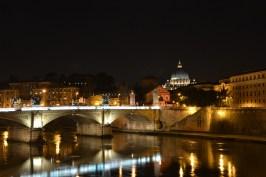 Rome @night - Ponte Emanuelle Vittorio II