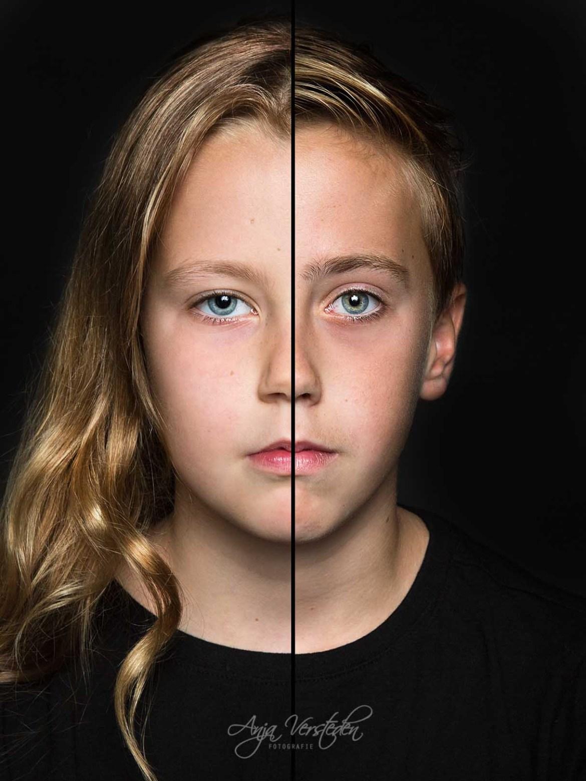 2in1 foto portret 2 in 1 Duo