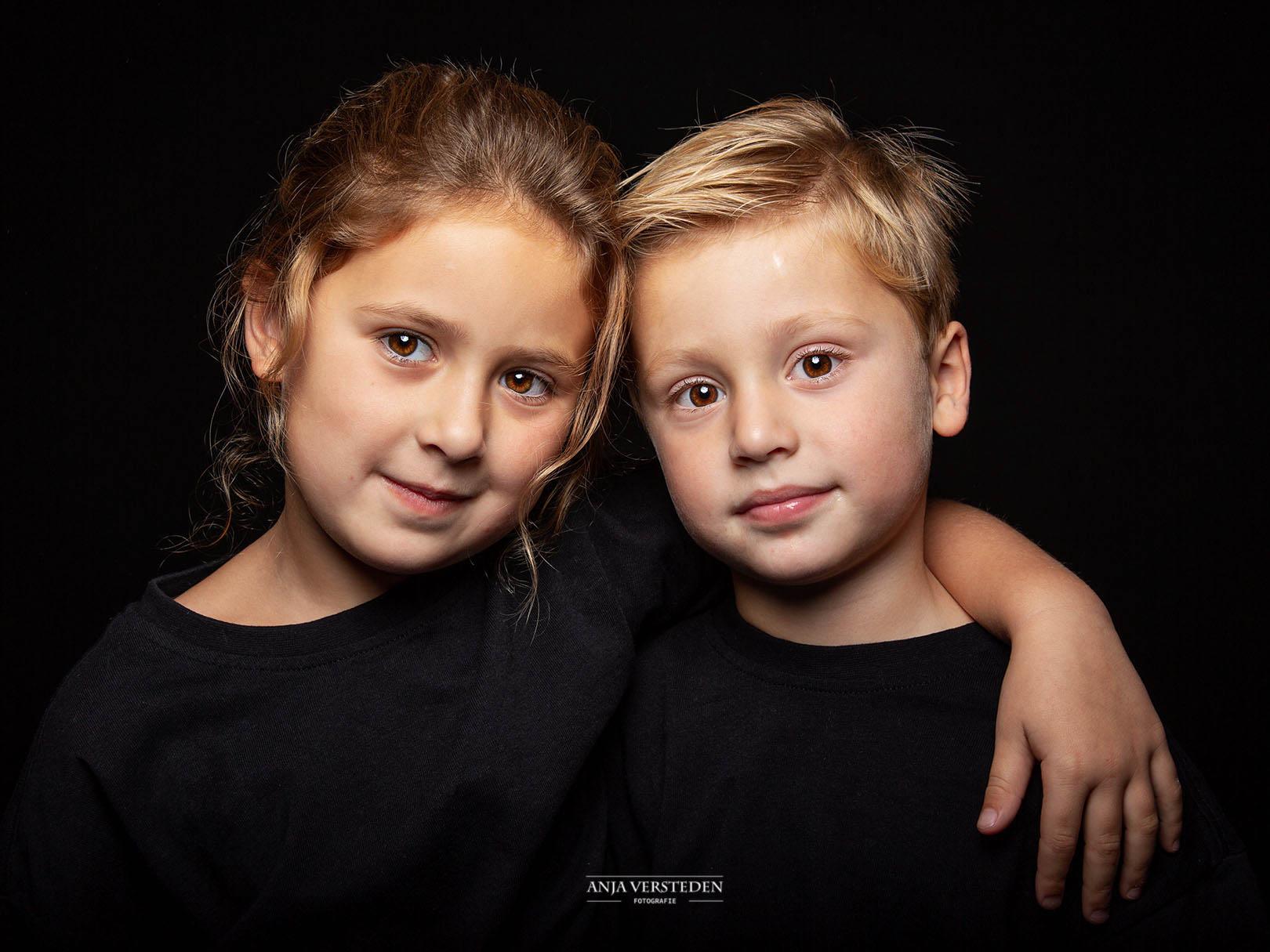 Tijdloos kinderportret