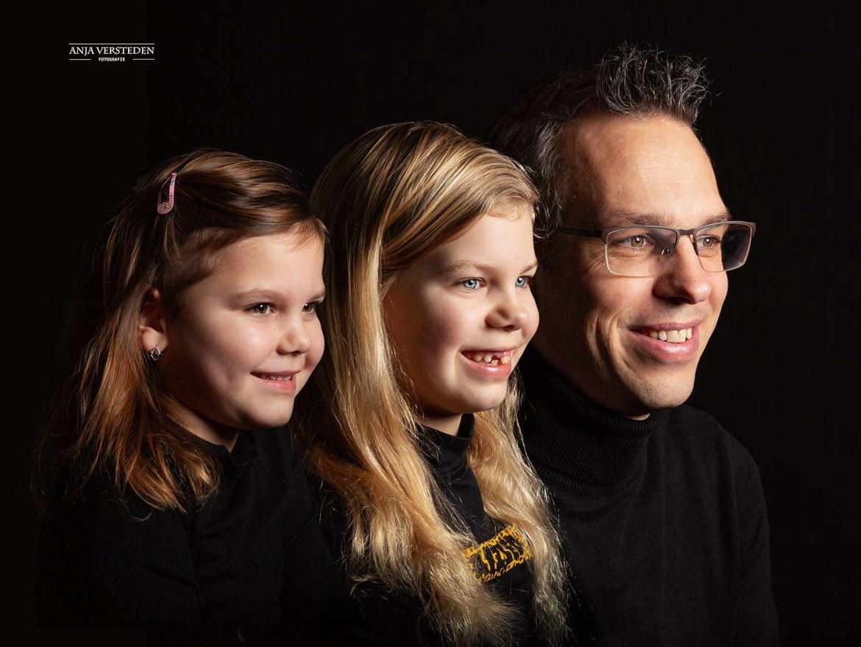 Familieportret | Anja Versteden Fotografie
