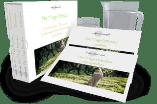 7 Tage Detoxkur und Rezepte
