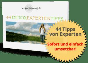 Anja Zawadzkis 44 Detoxtipps von vielen Experten