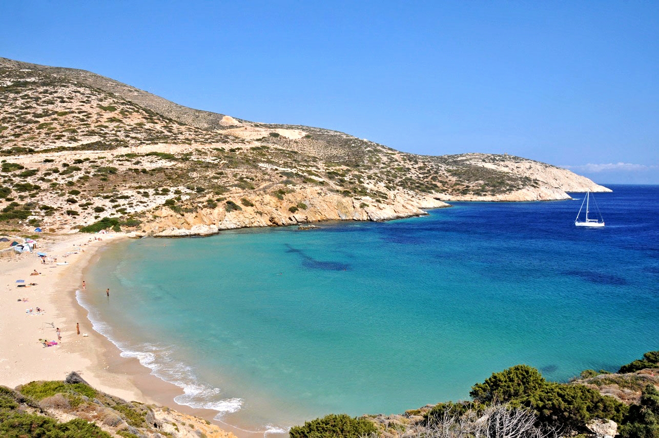 Anjci All Over | 6 lesser known Aegean islands
