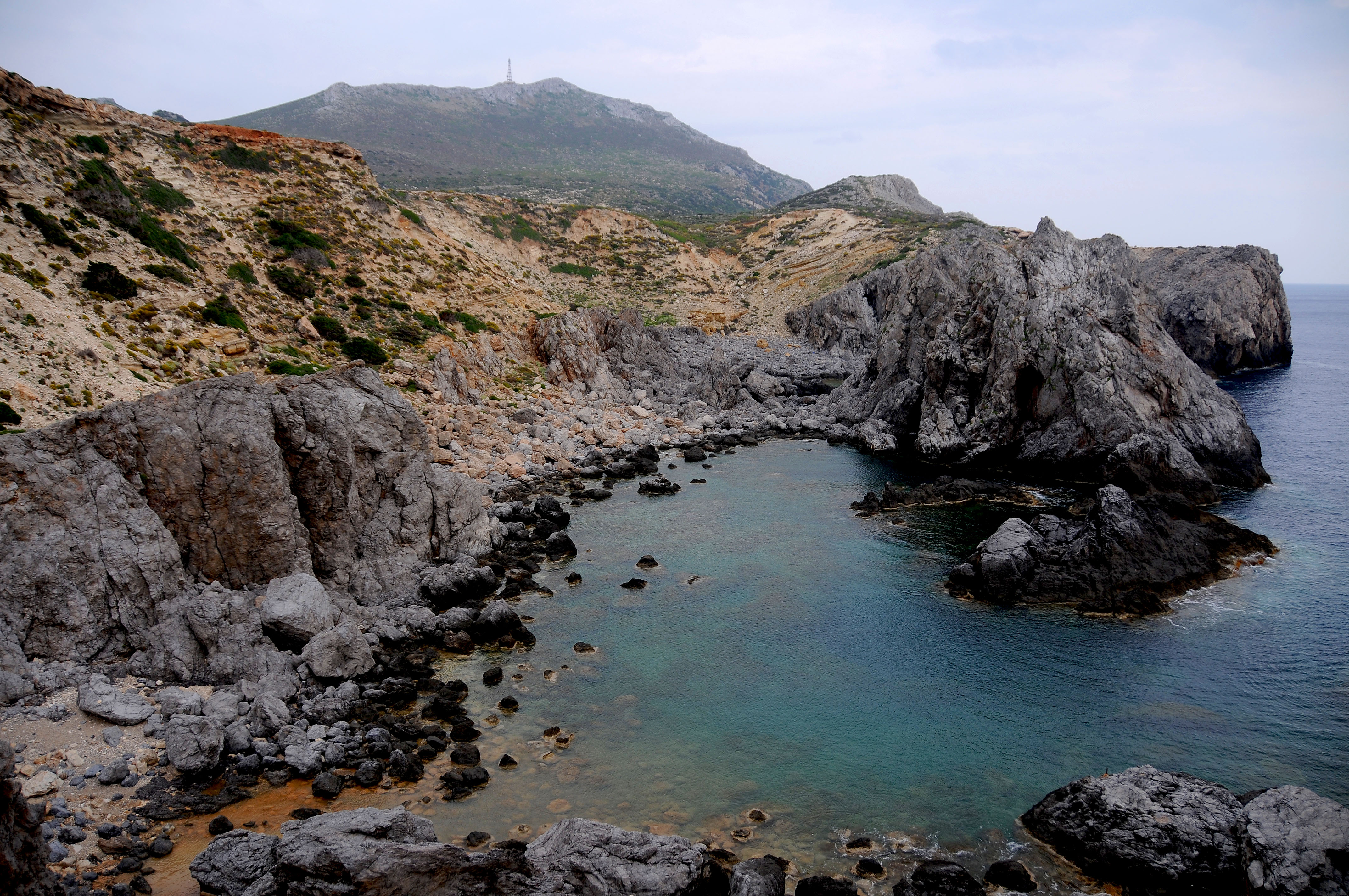 Anjci All Over | Antikythira: A forgotten island in the outskirts of the Aegean