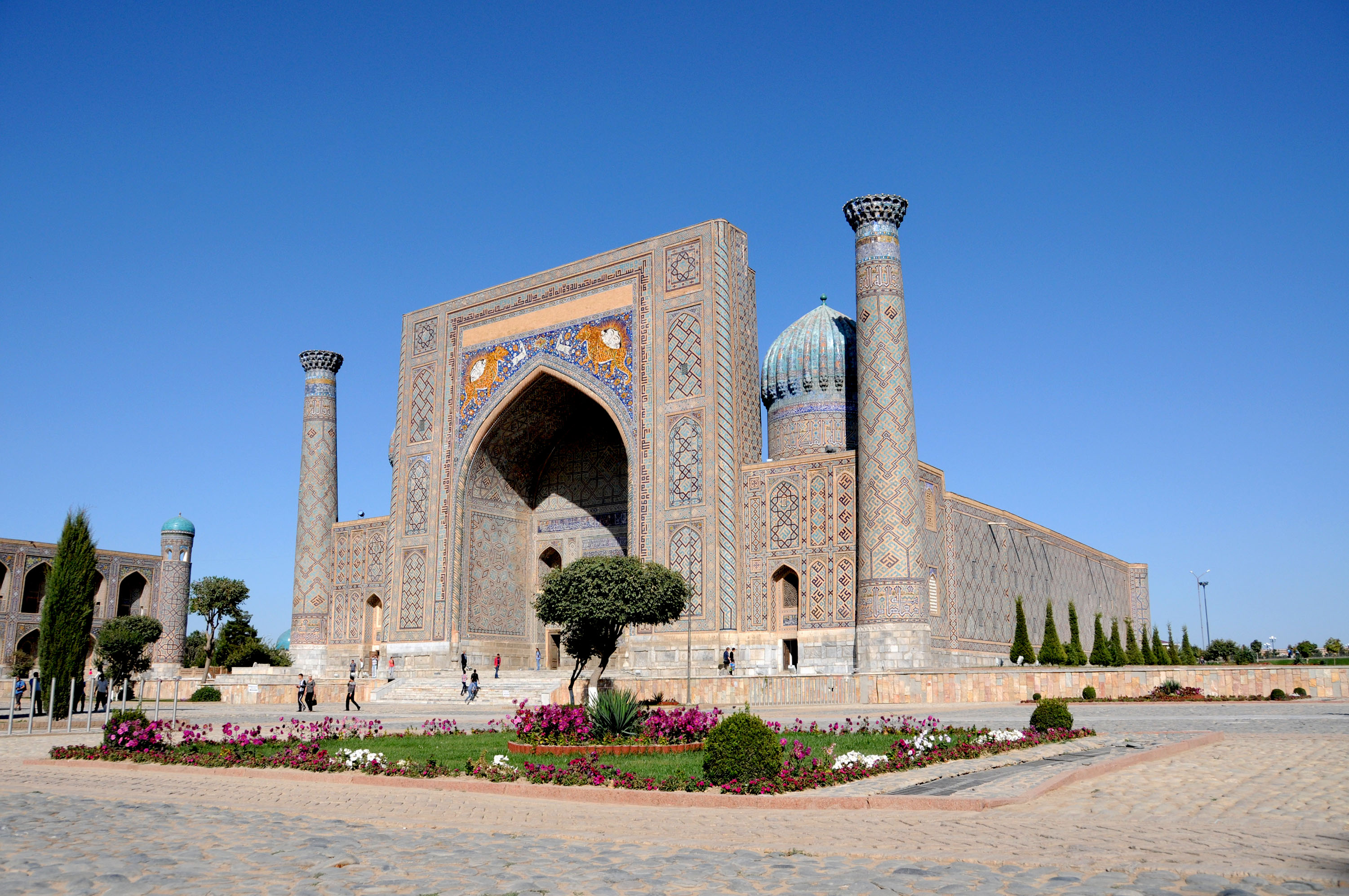 ANJCI ALL OVER   Travelling to Uzbekistan: Reliving my mother's memories