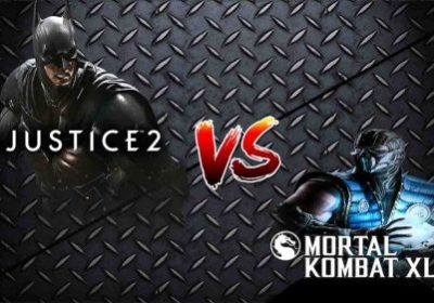 Injustice 2 Vs Mortal Kombat X   Which is the Better Fighter?