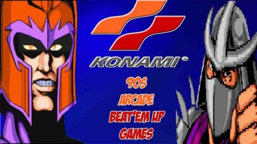 What Happen to 90s Konami Arcade Video Games
