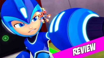Mega Man Fully Charged – A Tiny Robot in Your Head TV Series Review