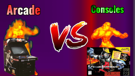 Arcade Conversion to Limitations of Video Game Consoles