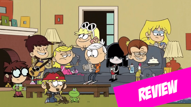 The Loud House Season 3 Episode 22 Game Boys TV Series Review