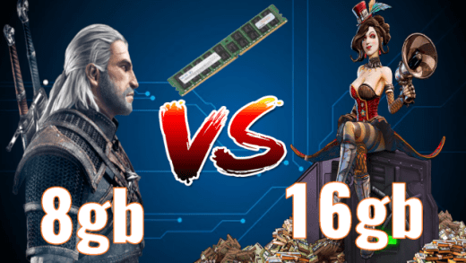 8 vs 16GB Ram Gaming – Video Game Storage In Novice Perspective