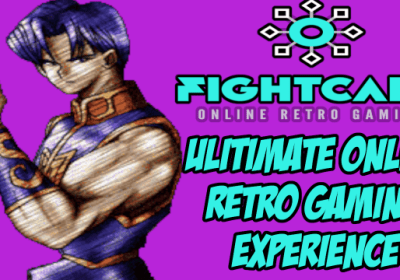 FightCade Online With Retro Arcade Games Review