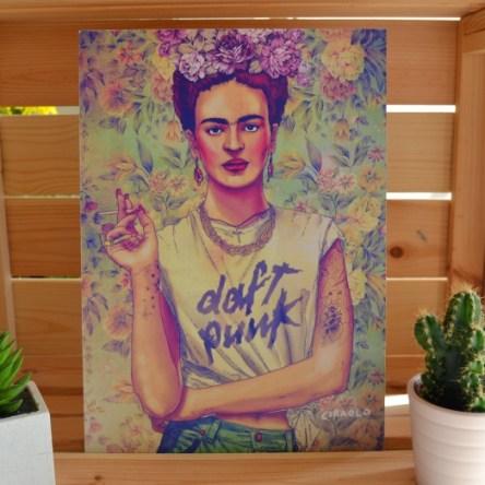 Tablilla Soul Retro «Frida»