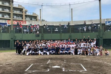 安城青年会議所 9月例会 安城JC野球大会 熱闘少年野球