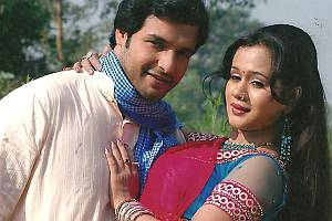 Vinay Anand and Gunjan Pant