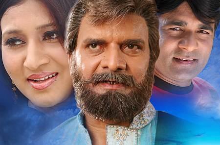 Main characters of Bhojpuri Film Diya Aur Toofan