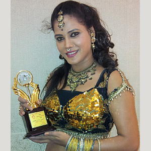 Seema-withAward