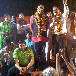 ManojTiwari-campaign