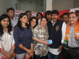 ManojTiwari-welcome