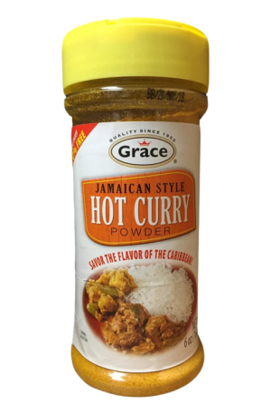 Grace Jamaican Style Curry Powder HOT