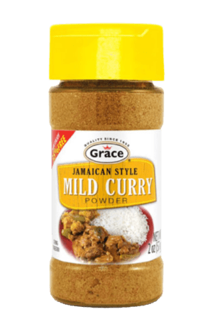 Grace Jamaican Style Curry Powder MILD