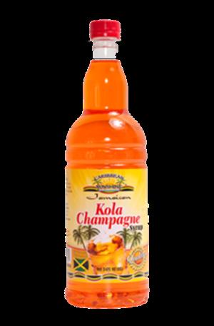 Grace Kola Champagne Syrup