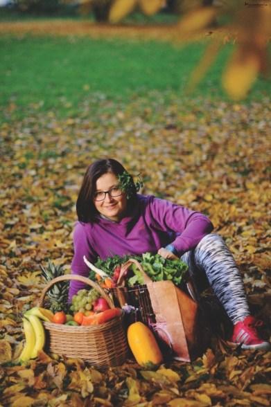 Anka Hostyńska, jesień