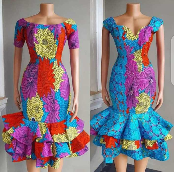 New Ankara Gowns 2021