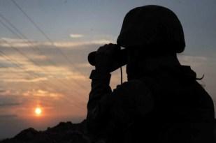 """MSB: """"Şırnak'ta 2 PKK'lı terörist teslim oldu"""""""