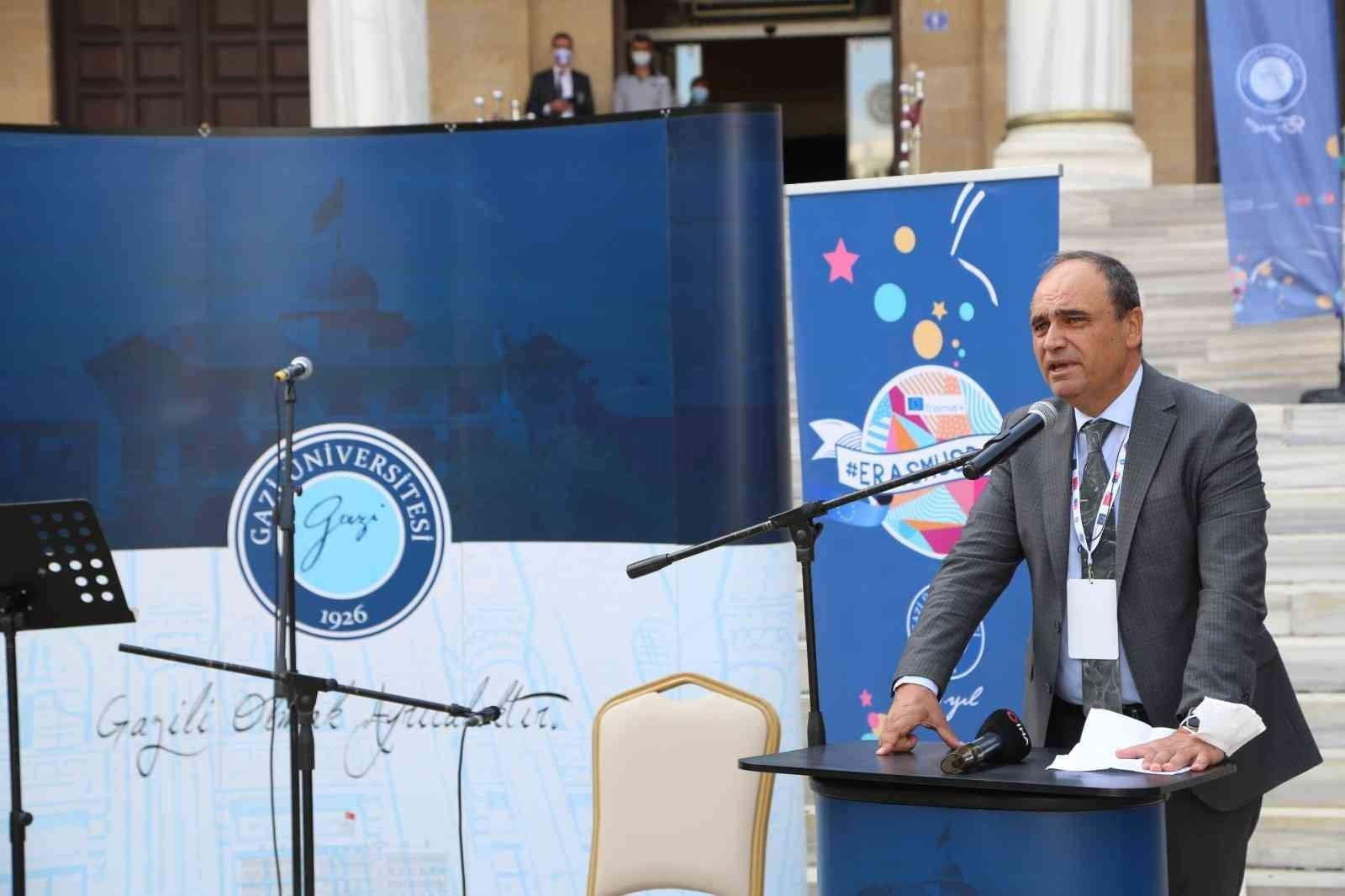 Gazi Üniversitesi'nde Erasmus Günleri