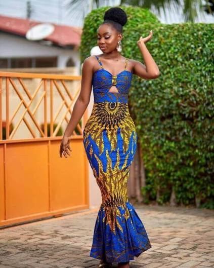Best 35 Latest Kente Styles 2020 For Engagements