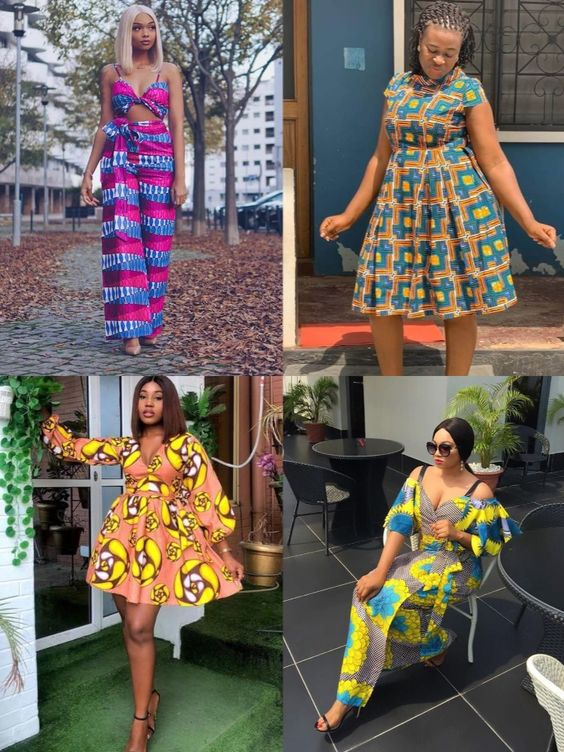 35+ Latest Ankara Styles for Awesome skirts in Fashion 2021