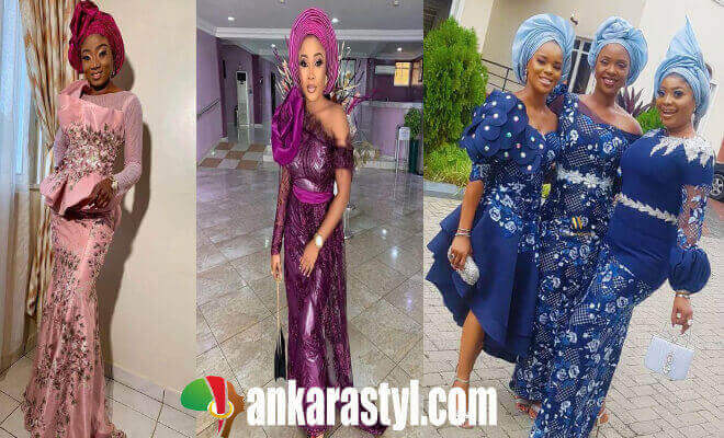 35 Amazing Aso Ebi Styles 2021 For Owambe To Try Now