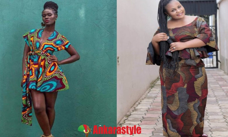 kitenge fashion Styles 2020 To Take For African Celebrities