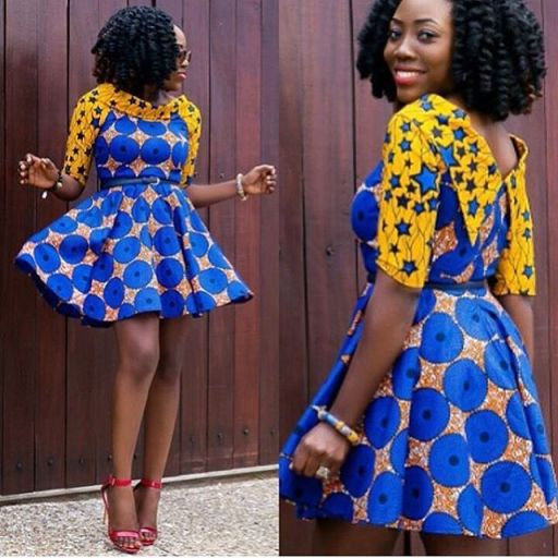 Latest Ankara Gowns 2020 For Ladies With African Attire