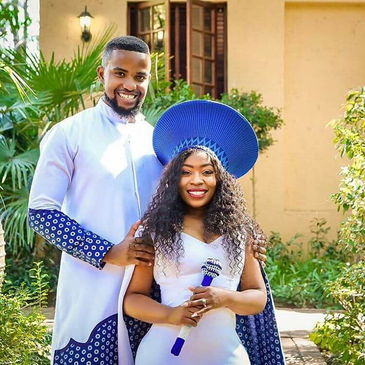 35+ Amazing Traditional Dresses 2020 For South African Celeb