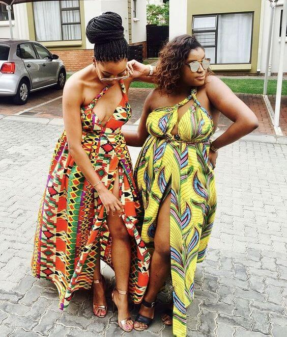 35+ Best African Wear 2020 With Traditional Dresses South Africa