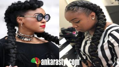 32 Gorgeous Fishtail Braids for Black Hair That Look Glam