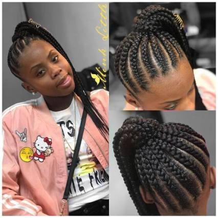 33 amazing kids hairstyles 2020 for black girls to copy