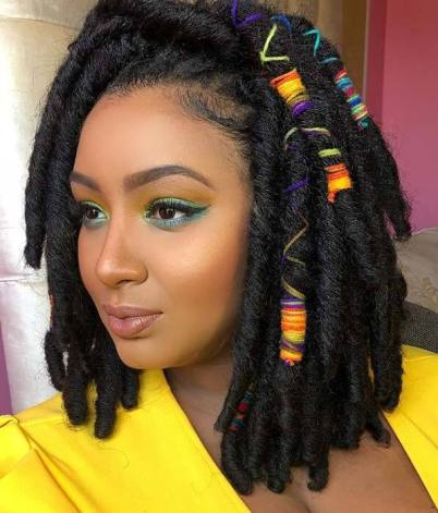 25+ Perfect Crochet Dreads Hairstyles You Can Do with Braiding Hair