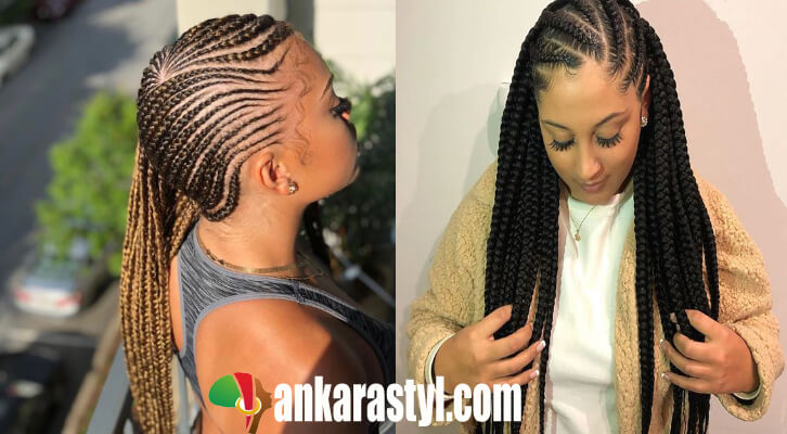 22 Perfect African Hair Braiding Styles 2020 For Black Girl