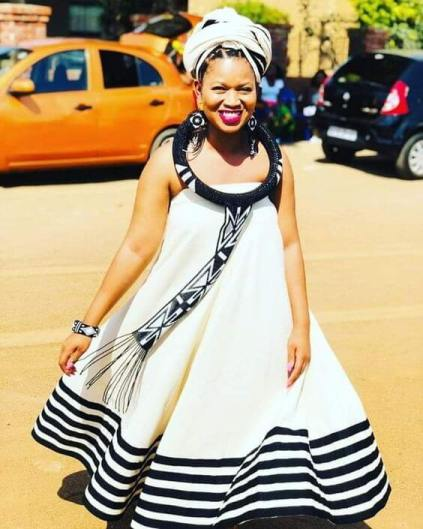 25 Gorgeous Xhosa Traditional Dresses 2020 for African Women