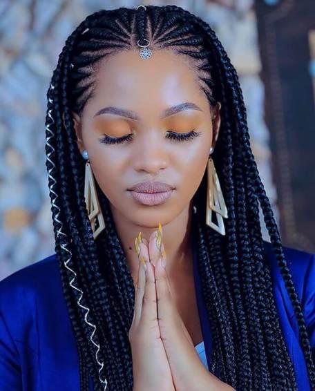 Miraculous 23 Perfect Fulani Braids Hairstyles 2020 For Black Girls Natural Hairstyles Runnerswayorg