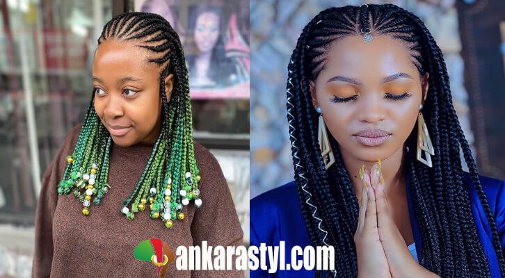 Awe Inspiring 23 Perfect Fulani Braids Hairstyles 2020 For Black Girls Natural Hairstyles Runnerswayorg