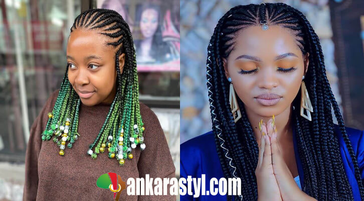 23 Latest Fulani Braids Hairstyles 2021 Awesome For Black Girls