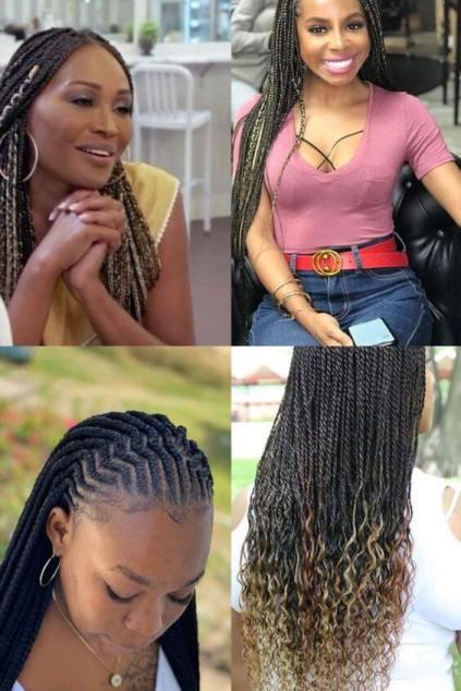 24 Pretty Tree Braids Hairstyles 2021 To Wear Now