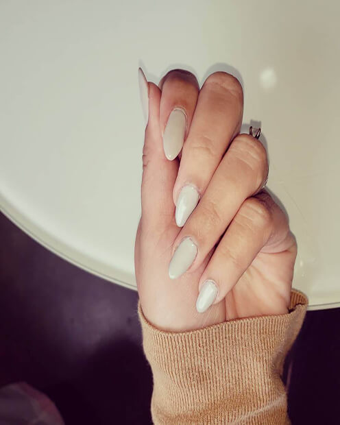 21 Almond Acrylic Nails 2021  Awesome To Try Now