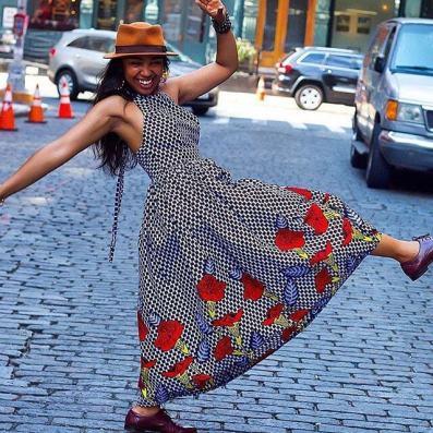 41 Stylish Ankara Dress Styles Best For Nigerian Ladies In 2020