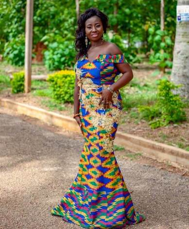 23 Stunning Kente Styles In 2020 for Women To Wear
